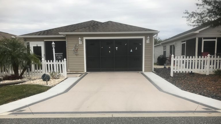 Concrete Driveway Maintenance: A Simple Guide